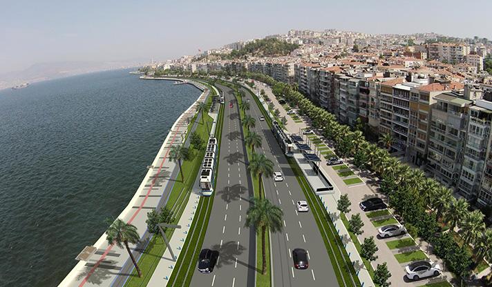 İzmir Karşıyaka ve Konak Tramvay Sistemlerine Mas Pompa İmzası
