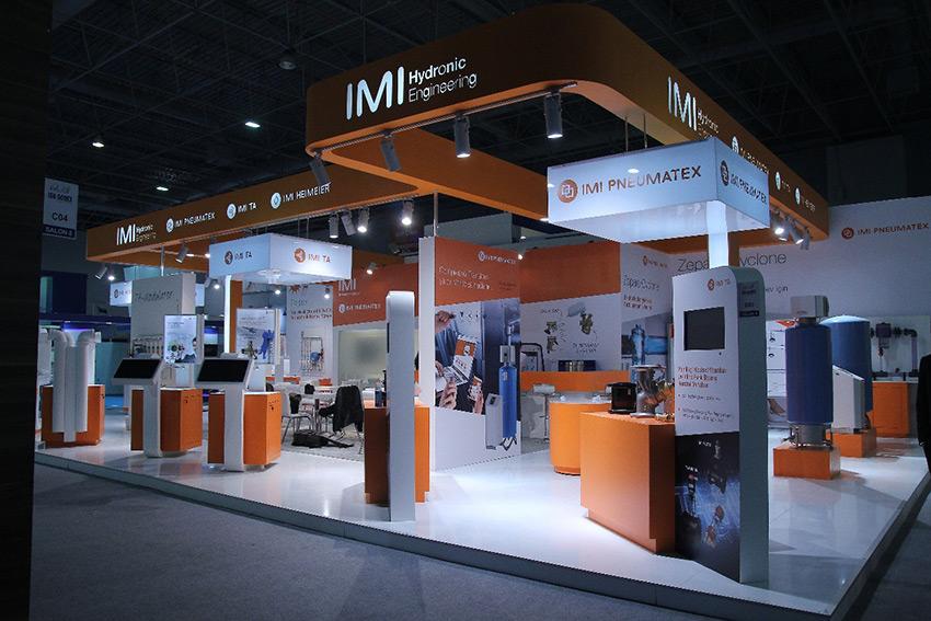 IMI, Hvac Dünyasında Çığır Açacak Yeni Ürünleriyle  ISK-SODEX Fuarı'ndaydı