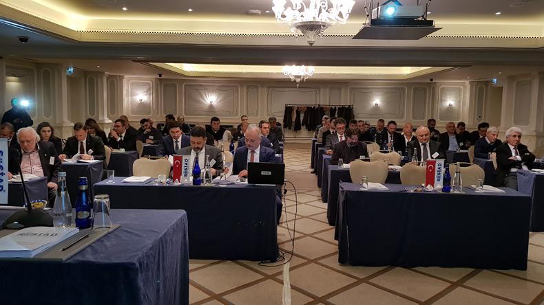SOSİAD VII. Dönem Yönetim Kurulu İlk Toplantısını Yaptı