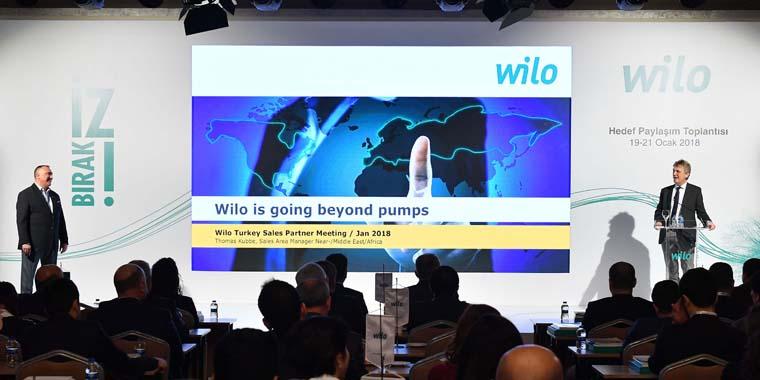 Wilo, 2018 yılında iz bırakacak çözümlere odaklandı
