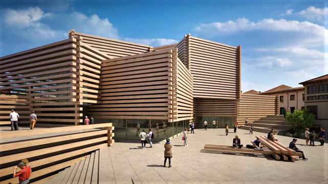 Dünyaca Ünlü Japon Mimarların İmzalarını Taşıyan Özel Projede Tercih BOREAS !