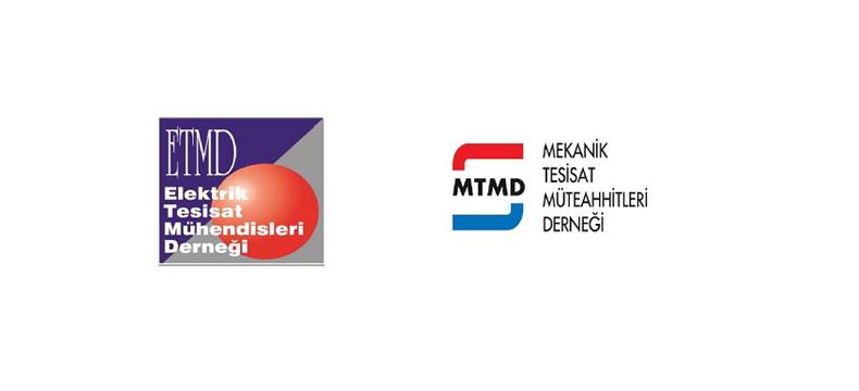 """ETMD – MTMD Ortak Çalıştayı, """"Yapı Tesisatlarında Elektrik ve Mekanik Kesişimler"""" Sonuç Bildirgesi"""