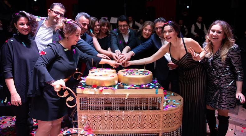 Baymak 50. Yılını Çalışanları İle Kutladı
