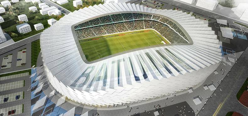 Batum Stadyumu'nun Tercihi ETNA Pompa ve Hidrofor Sistemleri