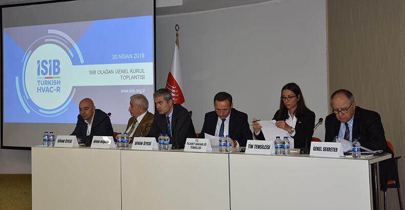 İklimlendirme Sanayi İhracatçıları Birliği, Olağan Genel Kurul'da birlik ve beraberlik mesajı verdi