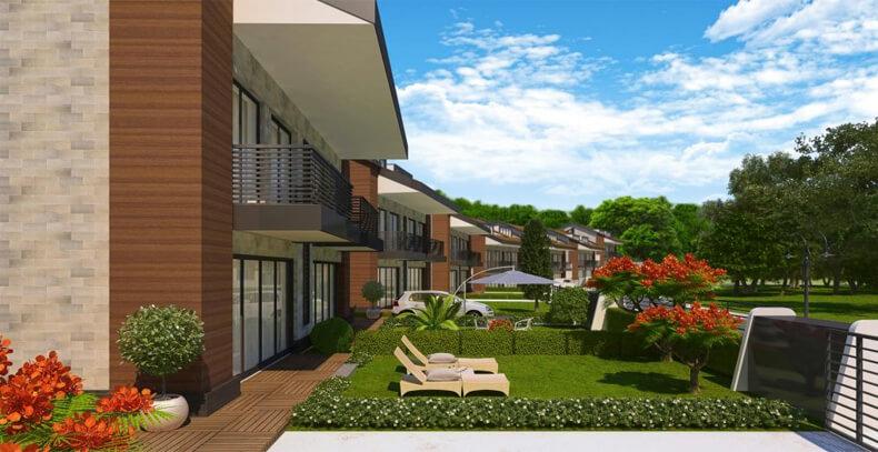Zekeriyaköy'deki Kardelen Villaları Projesinde Analiz Group Güvencesiyle Samsung Sistem Klimaları Tercih Edildi
