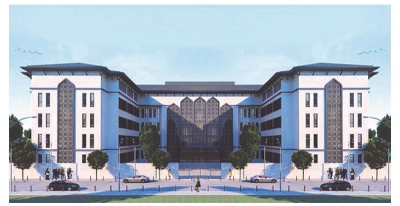 Sancaktepe'ye TURKCELL'in Hediyesi Olan Yeni Okulun Havalandırmasını ALDAĞ A.Ş. Sağlayacak
