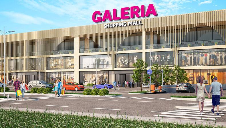 Priştina Galeria Alışveriş Merkezi, ALDAĞ A.Ş.'nin Uluslararası Prestij Referansları Arasına Katıldı